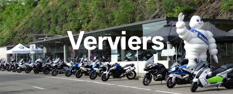 showroom Verviers Lejeune Motosport